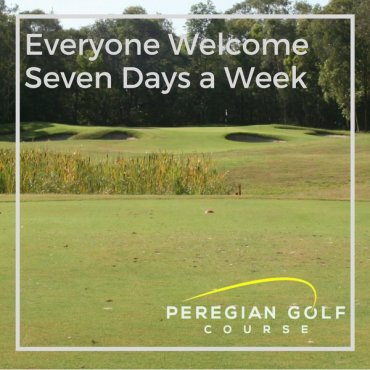Peregian Golf Course and Driving Range