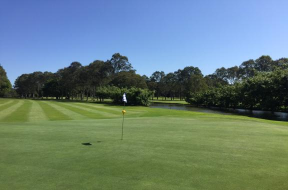 Tallebudgera Golf Club