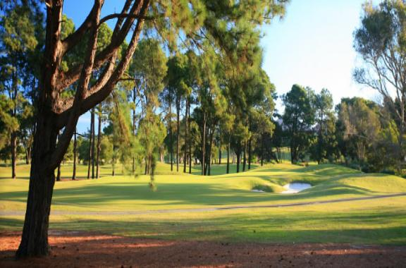 The Australian Golf Club