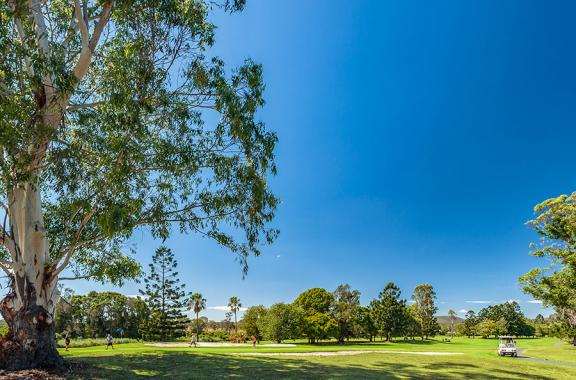 Windaroo Lakes Golf Club