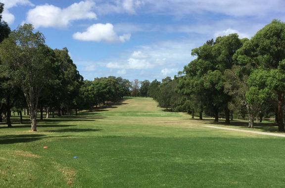 Woodville Golf Club